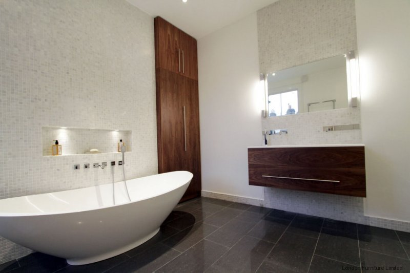 Custom made kitchens oher bespoke joinery london for Bathroom furniture design ideas