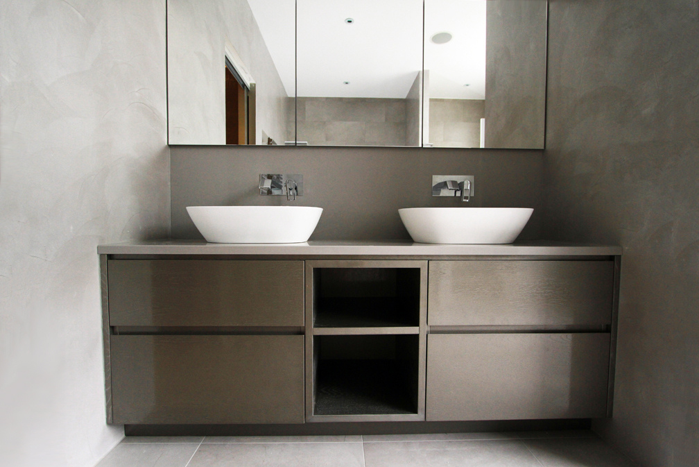 Fitted Bathrooms Love Joinery Contemproryfittedfurniture Neo - Custom made bathroom vanity units for bathroom decor ideas