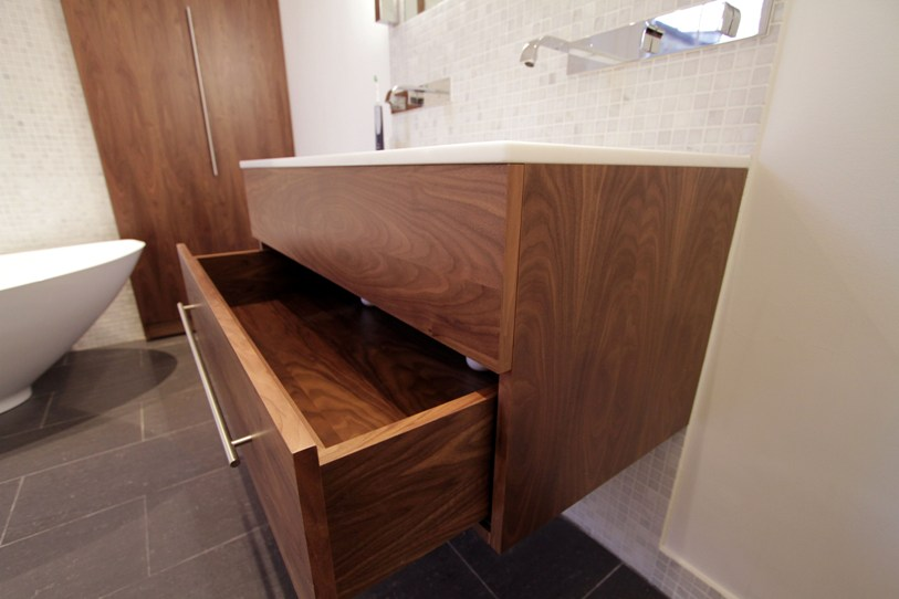 Custom Made Kitchens Oher Bespoke Joinery London. SaveEnlarge · Under  Bathroom Sink ...