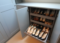 wardrobe shoes storage