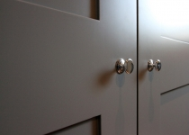 wardrobe door handles