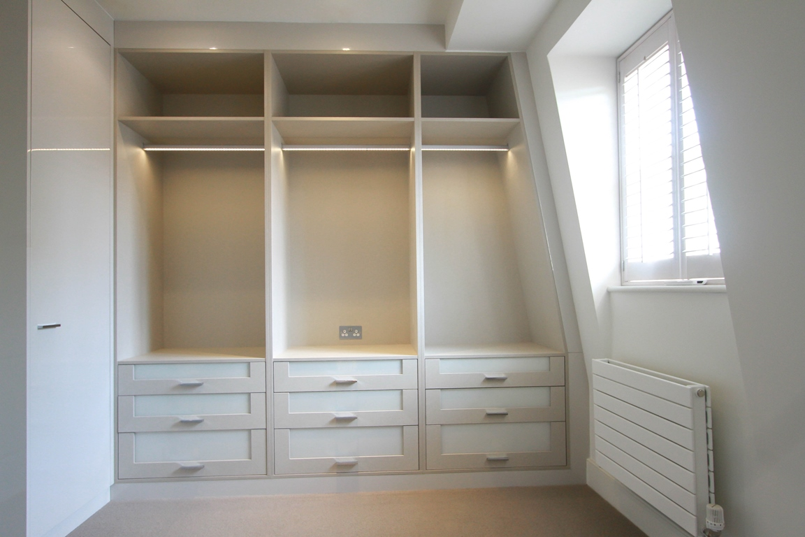 Fitted Wardrobes & Bedroom Furniture - London Bespoke ...