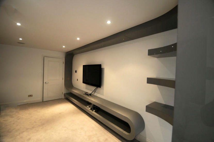 Living Room Amp Hall Cabinets London Bespoke Interiors