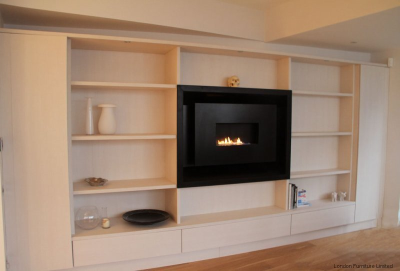 living room furniture cabinets. fitted library Living Room  Hall Cabinets London Bespoke Interiors
