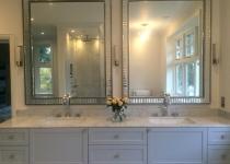 Bespoke bathroom furniture