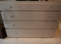 designers chest of drawer